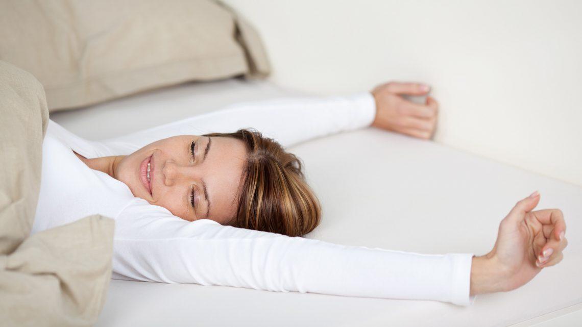 Les bienfaits sur la santé de dormir sur un matelas ferme